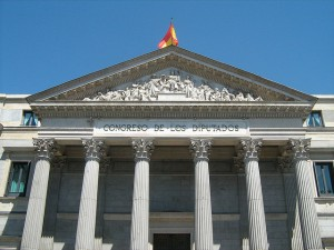 Spanish Parliament - by Manish S Gupta